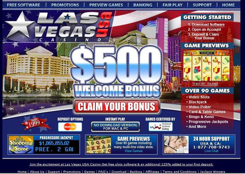best online usa casinos - 2